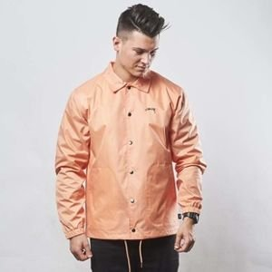 Stussy Summer Coach Jacket peach