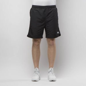 Stussy shorts Stock Elastic Waist Short II black