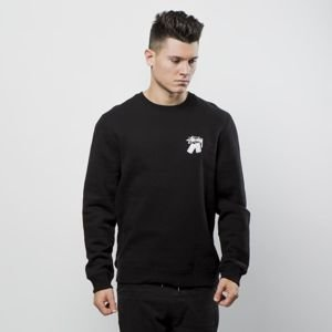 Stussy sweatshirt Dominos Crew black FW17