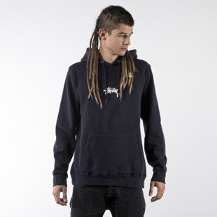 Stussy sweatshirt HD Stock Hood navy