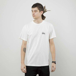 Stussy t-shirt Basic Stussy Pig Dyed Tee natural