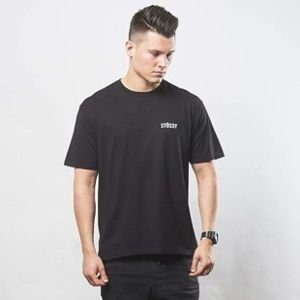 Stussy t-shirt Catch A Fire Tee black
