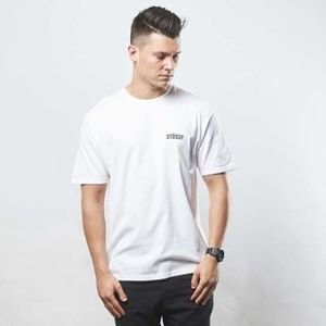 Stussy t-shirt Catch A Fire Tee white