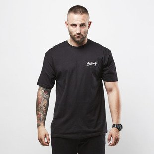 Stussy t-shirt Champion Tee black