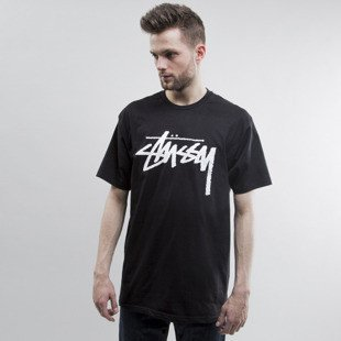 Stussy t-shirt Stock black