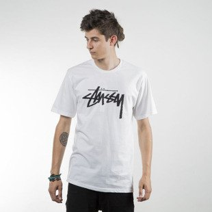 Stussy t-shirt Stock white SU16