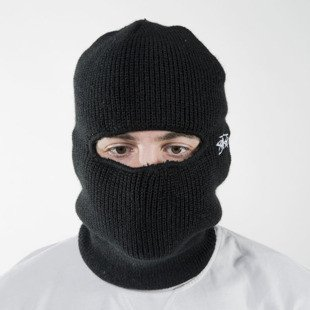 Stussy winter cap STOCK Ski MAsk black