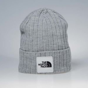 The North Face Classic Cuffed Beanie light grey heather T92T6IDYX