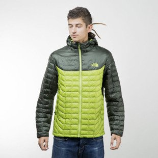 The North Face Man Thermball Hoody chvgn / clmbgivgn NF00CMG9JAM