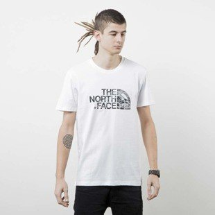 The North Face T-shirt Dome Tee white T0A3G1LA9