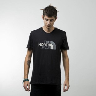 The North Face T-shirt Easy Tee black T92TX3JK3