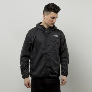 The North Face Tanken WindWall Jacket black T92S7QJK3