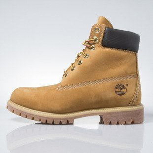 Timberland 6 In Premium wheat yellow (10061)