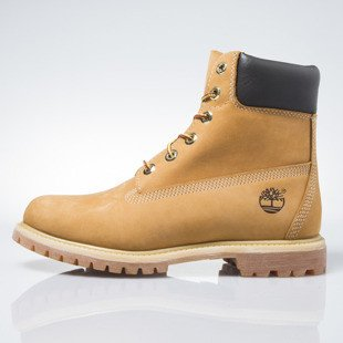 Timberland WMNS 6 In Premium wheat yellow (10361)