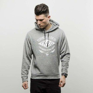 Turbokolor Hoodie heather grey