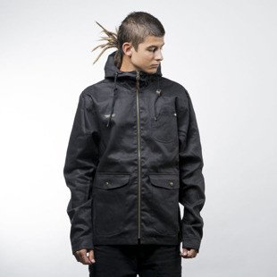 Turbokolor Jacket Sherman Canvas black