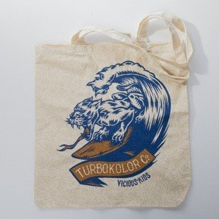 Turbokolor Tote Bag Surf