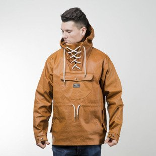 Turbokolor jacket TNS Straggler Smock brown