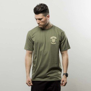 Turbokolor t-shirt OG Logo military green