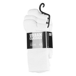 Urban Classics socks Sport Socks 3-Pack white