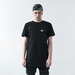 Urban Flavours Lange Dechu Triangle T-shirt black