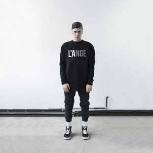 Urban Flavours sweatshirt Lange Name black