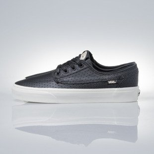 Vans Brigata + (Perf Leather) black (VN0004OSDJ6)