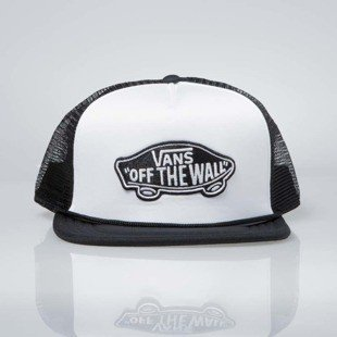Vans Classic Patch Trucker Hat black / white VN000H2VYB2