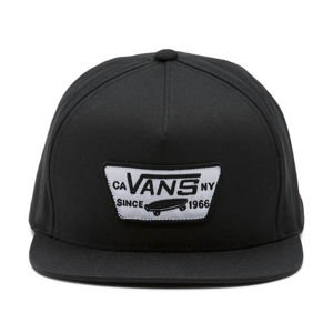 Vans snapback Full Patch Snap black VN000QPU9RJ