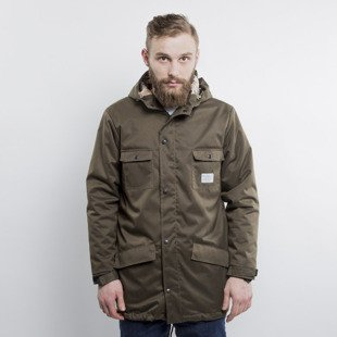 We Peace It New Order Jacket Parka olive