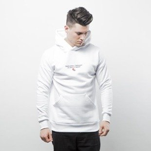 We Peace It  hoodie Welcome Oblivion white
