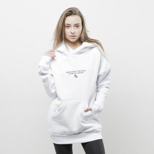 We Peace It  hoodie Welcome Oblivion white WMNS