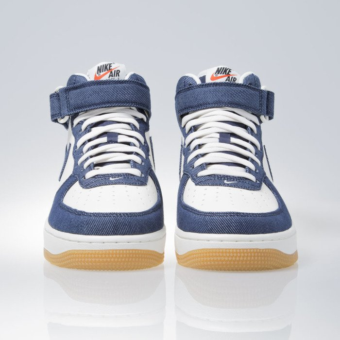 nike air force 1 mid 07 obsidian