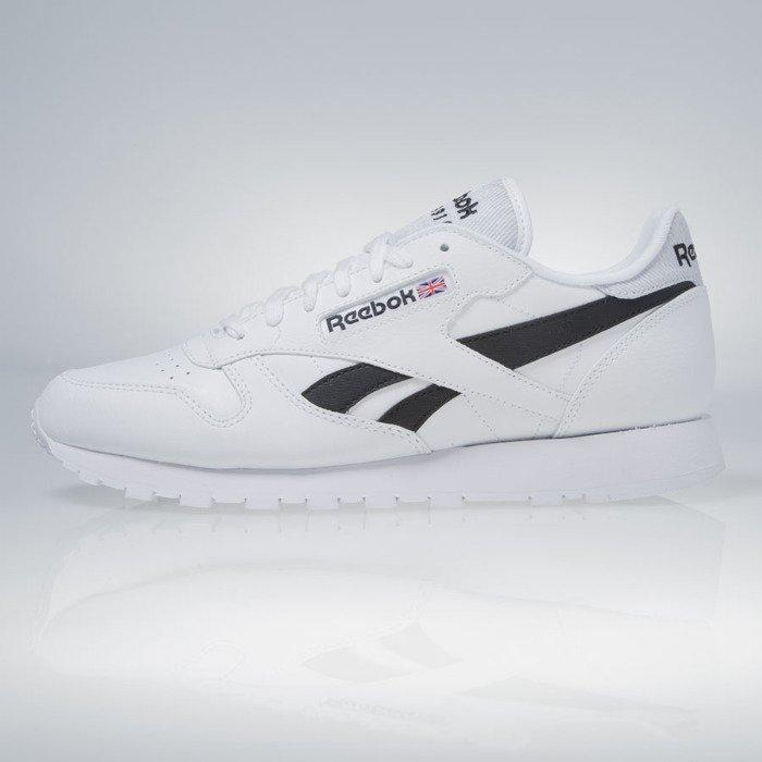 ... Reebok Classic Leather Pop white / black (AR0298) ...