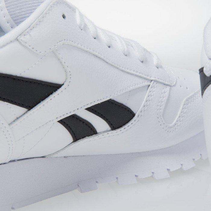 Reebok Classic Leather Pop white / black (AR0298) ...