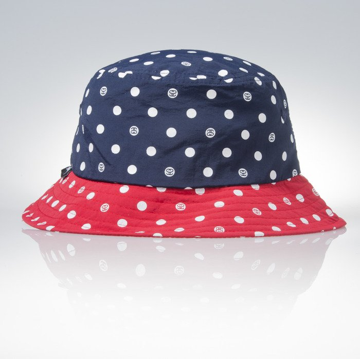 stussy bucket hat navy - 700×699