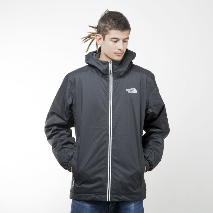 the north face winter jacket quest insulated jk black. Black Bedroom Furniture Sets. Home Design Ideas