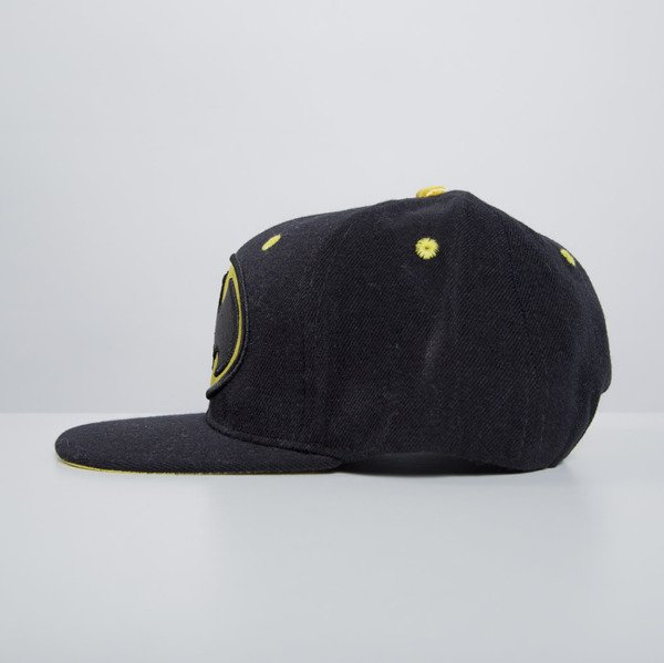 Addict snapback cap Batman Classic black / yellow