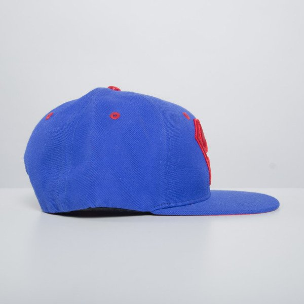 Addict snapback cap Superman Classic blue / red