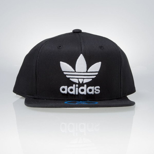 Adidas Originals Ac Cap Tre Flat black / white (S95077)