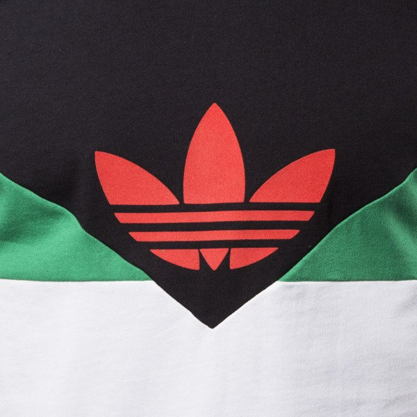 Adidas Originals Clrdo Graphic T black (AJ5200)