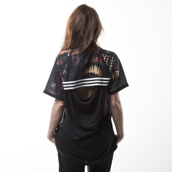 Adidas Originals Cut Out Dress black / multco (AJ7300)