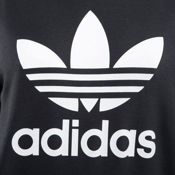 Adidas Originals Trefoil Sweatshirt black (AJ8397)