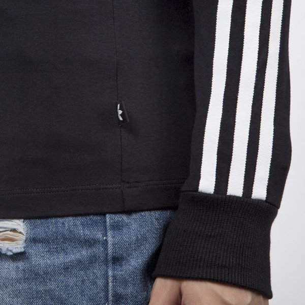 Adidas Originals longsleeve 3 - Stripes black (AY5243)