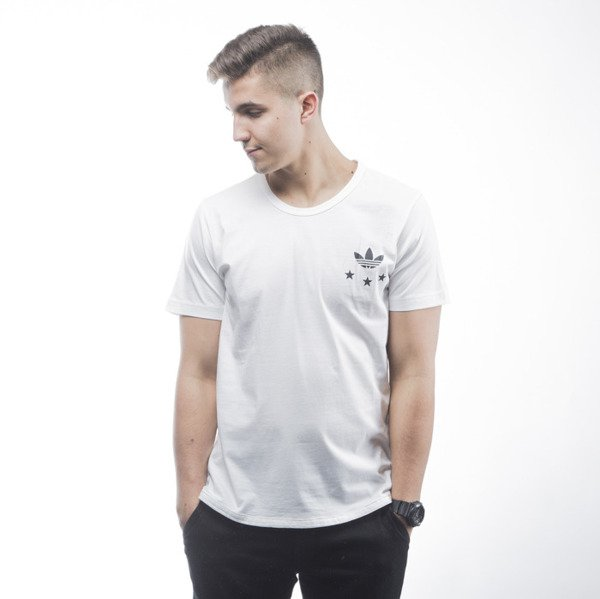 Adidas Originals t-shirt 03 Star Tee white (AJ7167)