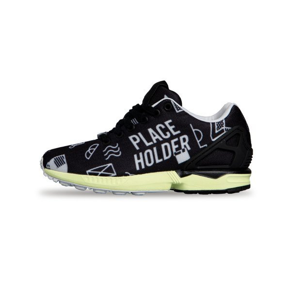 Adidas ZX Flux black / white M19840