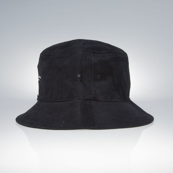Admirable Big A Bucket Hat black