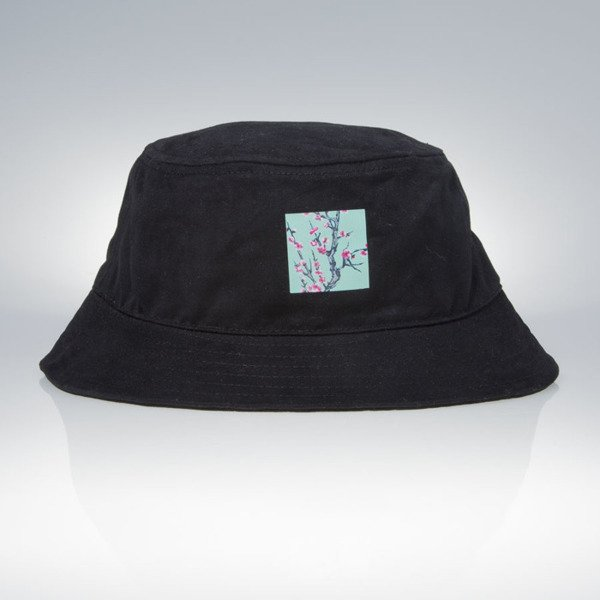 Admirable Flows Bucket Hat black