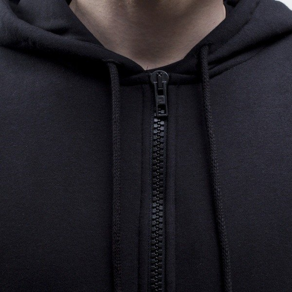Admirable sweatshirt Snapchat hoody zip black