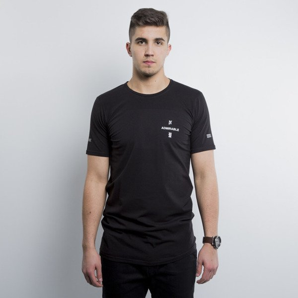 Admirable t-shirt NYC black